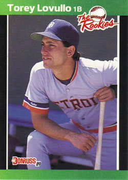 Image result for torey lovullo tigers 1989