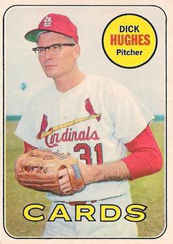 Image result for dick hughes baseball cards images