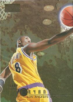 1996-97 SkyBox Premium #55 Kobe Bryant Front