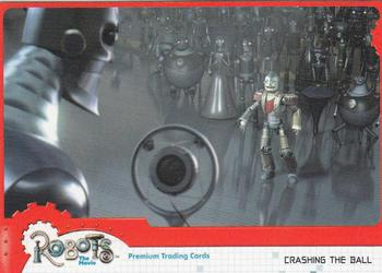 2005 Inkworks Robots The Movie Non Sport Gallery The