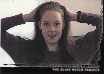 1999 Topps Blair Witch Project NonSport Gallery The