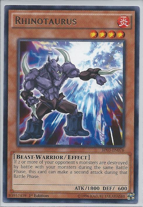 BP03-EN060 Vanguard of the Dragon Rare 1st Edition Mint YuGiOh Card