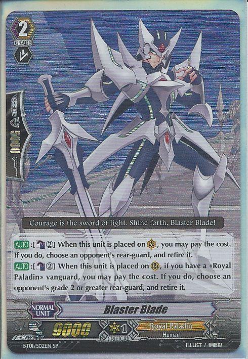 Dragon Knight Aleph BT01 RR Vanguard Cards # 4C86