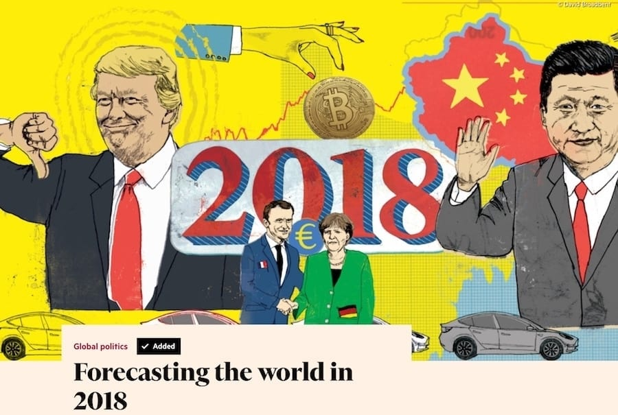 W co warto inwestować w2018 roku?