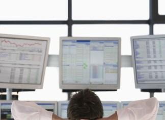 Trading Bildschirm