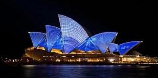 Sydney Opera Australischer Dollar AUD Forex