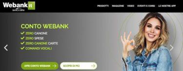 WeBank Trading Online Piattaforma Opinioni e Demo