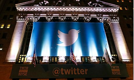 Twitter TWTR NYSE