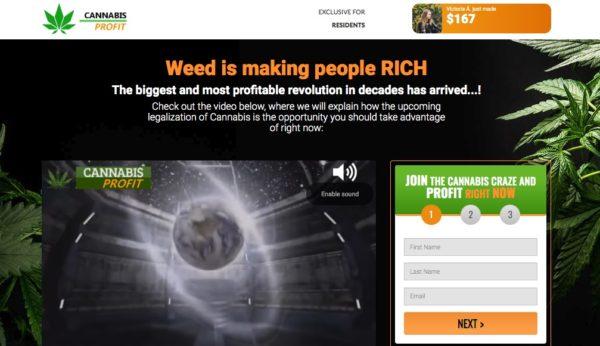Cannabis Profit Paga?