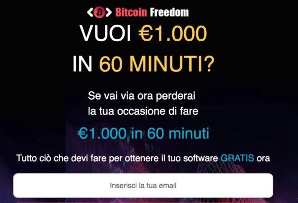 Bitcoin Freedom Come Funziona