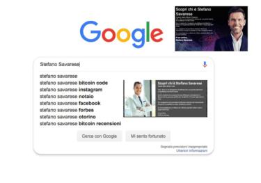 Stefano Savarese chi e Forbes Bitcoin Code