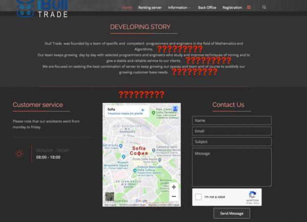 iBull Trade informazioni societarie