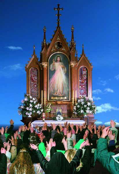 Divine Mercy Mess