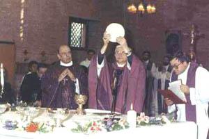 Papal Sugar Cookie Mess II
