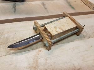 Making A Siberian Yakut Knife