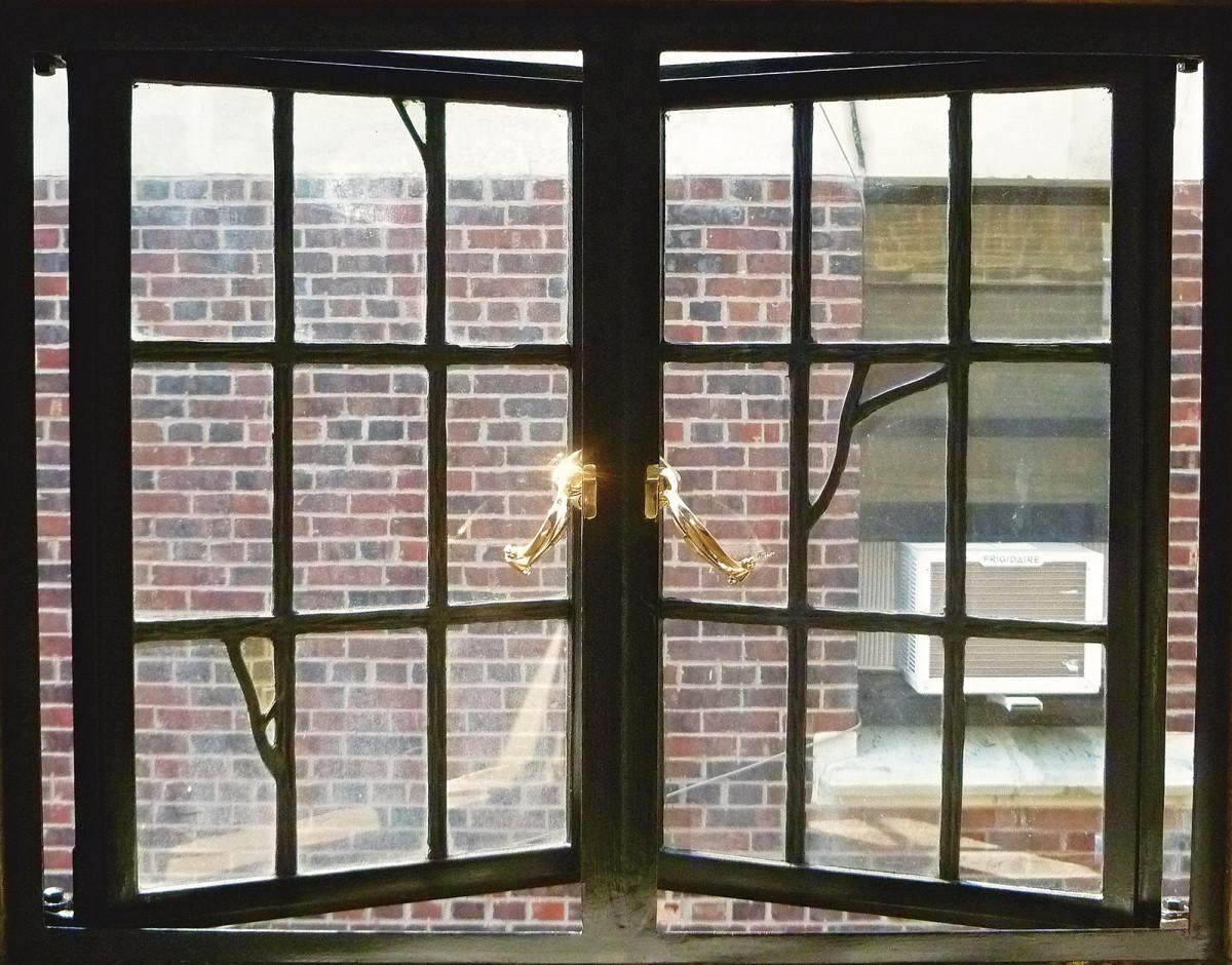 Metal Windows in Historic Buildings  Traditional Building