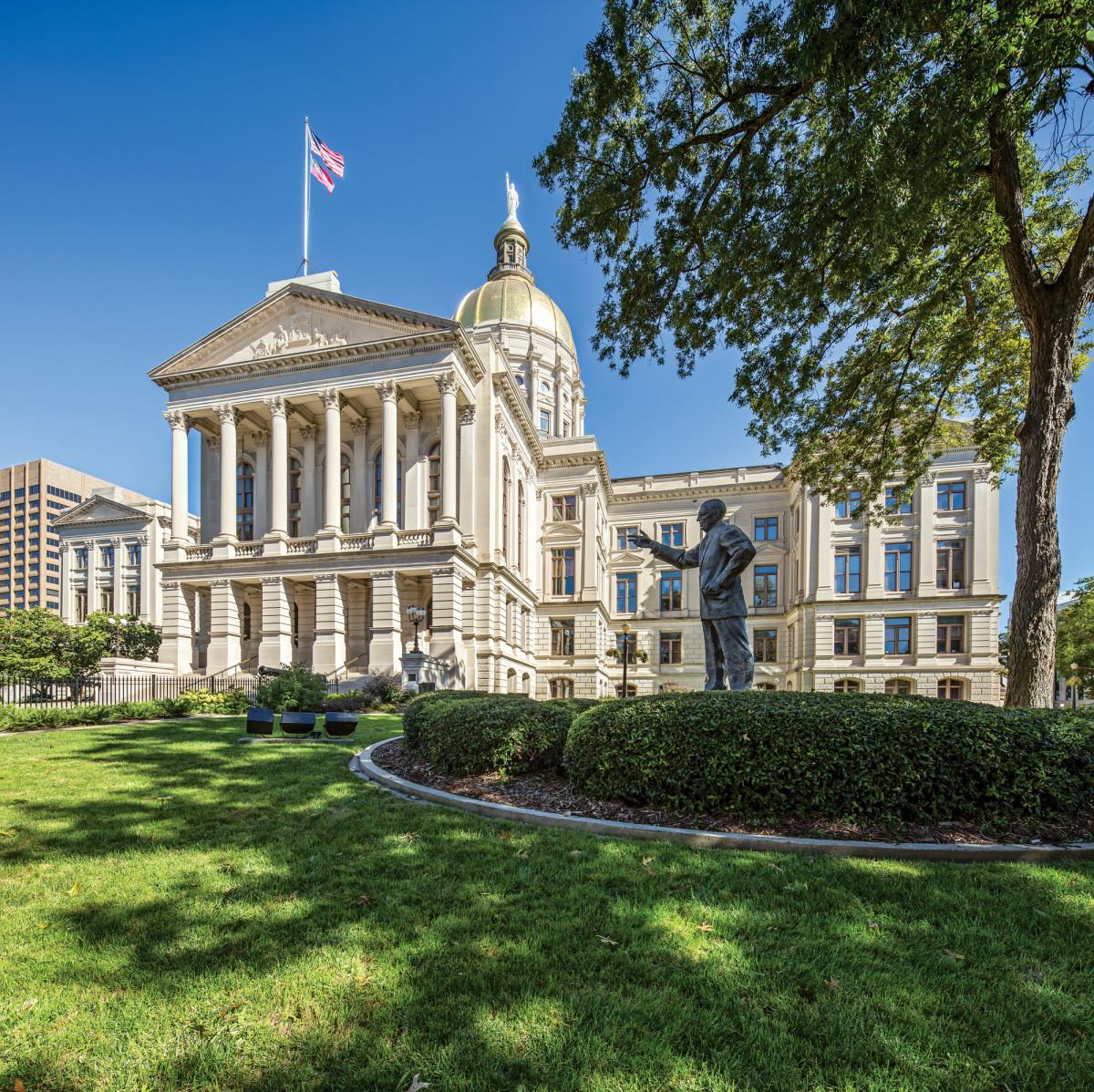 The LongTerm Restoration of Georgias Capitol