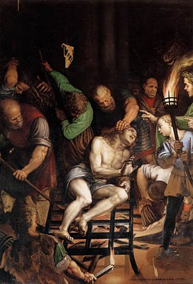 Laurence_Martyrdom of_CAMPI, Antonio