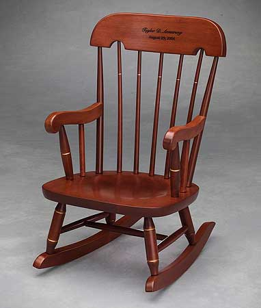 Plans to build Childs Wooden Rocking Chair Plans PDF Plans