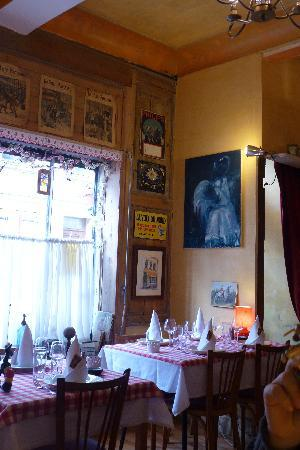 Traditional French Food  Restaurant Chez Tante Fauvette