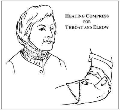 Throat Compress