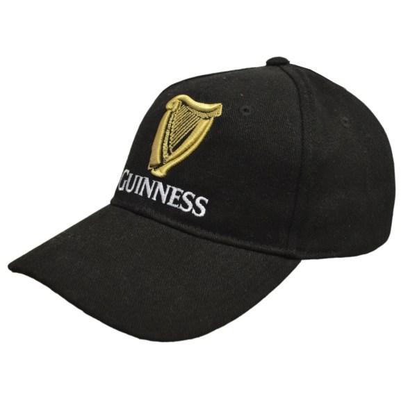 Guinness Black Harp Baseball Hat Size G6000 - 14