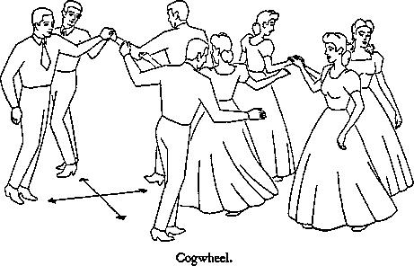 diagrams of square dance calls