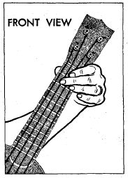 Baritone Ukulele Self Instructor, Page:04