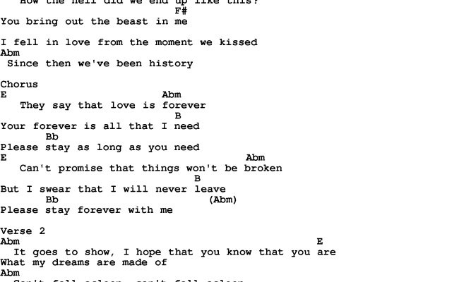 Love Song Lyrics For If Im James Dean Then Youre Audrey