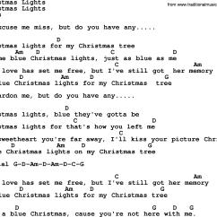 Christmas Light Coldplay Lyrics 70 Volt Volume Control Wiring Diagram Blue Lights Bluegrass With Chords