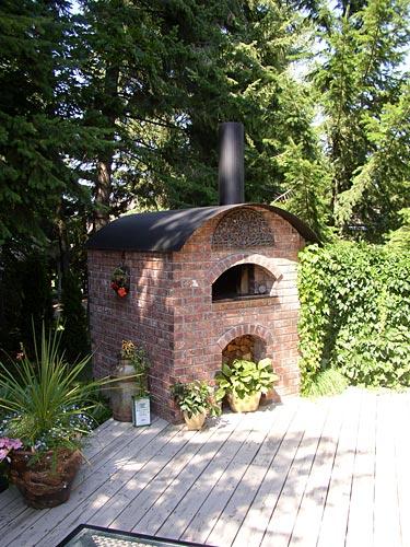 Brick Plans Pizza Oven Oven
