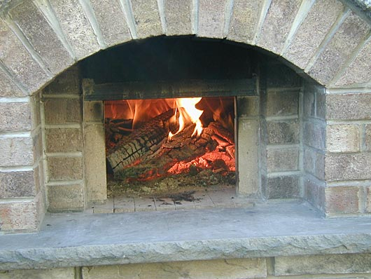 Pizza oven nights and Real Estate