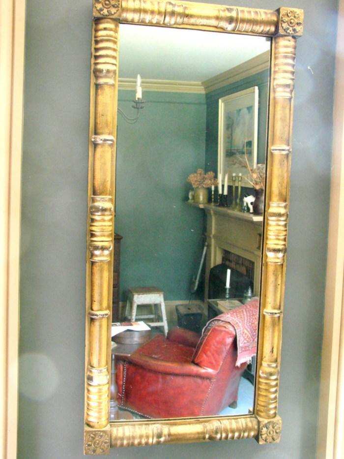 Balluster Mirror