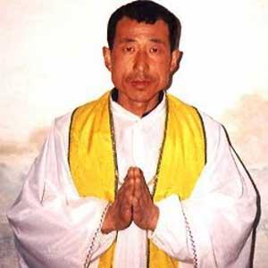 El obispo An Shuxin, Iglesia Subterránea