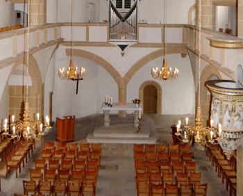 lutheran table