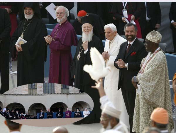 Assisi Interfaith Meeting 2011 - voodoo 05
