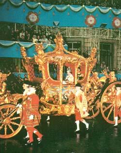 Coronation of Queen Elizabeth II - 1953