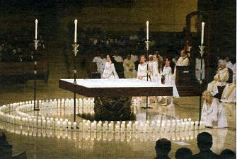 Nueva Misa, el altar desnudo