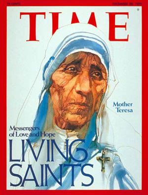 Is Mother Teresa of Calcutta a Saint by Marian T Horvat