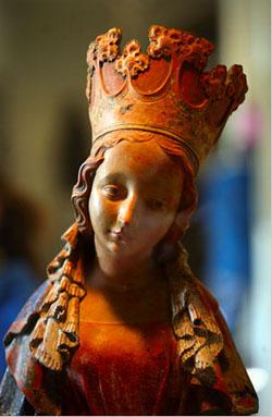 Nuestra Señora solo mantuvo la fe en la Resurrección