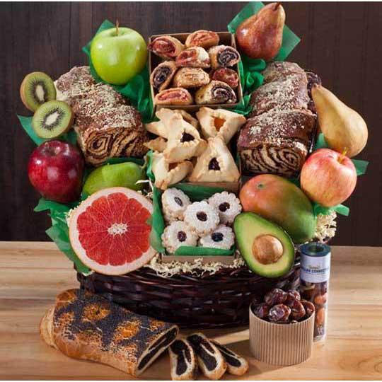 50th Gift Anniversary Baskets