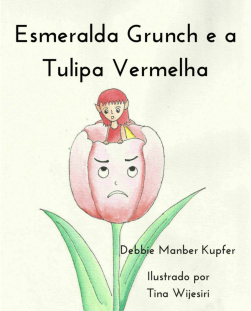 esmeralda grunch and the red tulip book cover