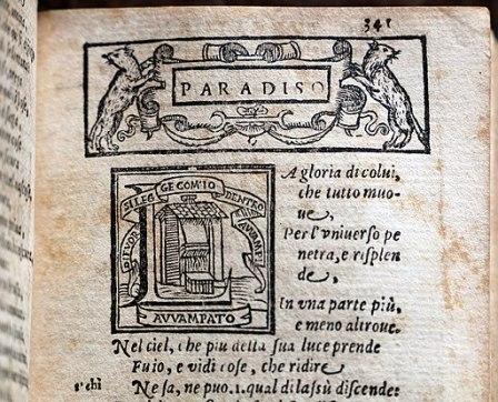 divina-commedia-scritta in dialetto fiorentino