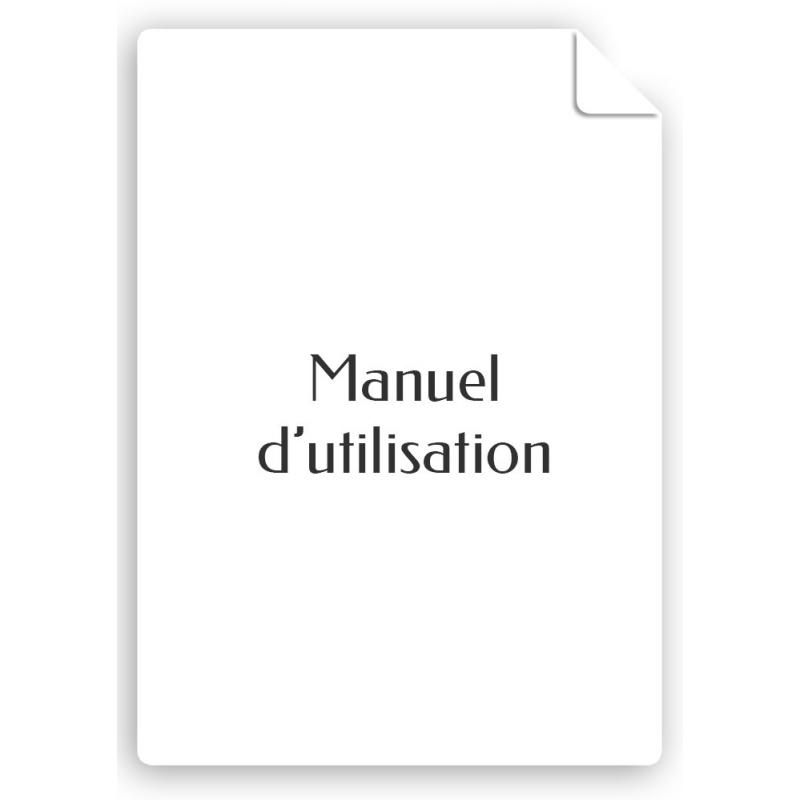 Traduction assermentée anglais d'un manuel d'utilisation
