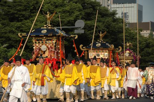 Sanno Matsuri. Immagine tratta da www.tokyoezine.com