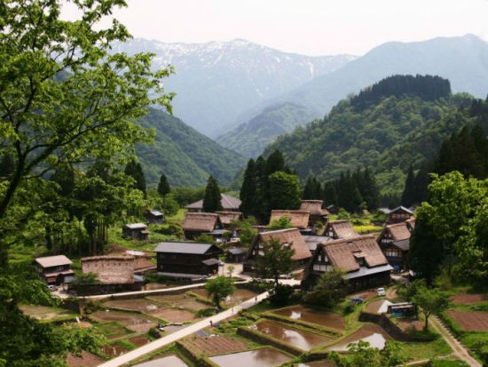 Gokayama. Foto tratta da japanican.com