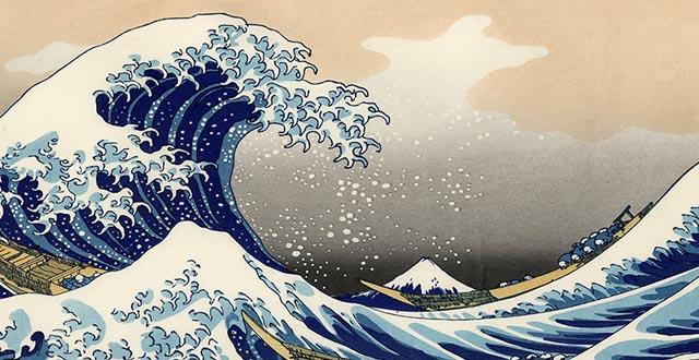 Hokusai in mostra a Roma e al cinema  Tradurre il Giappone