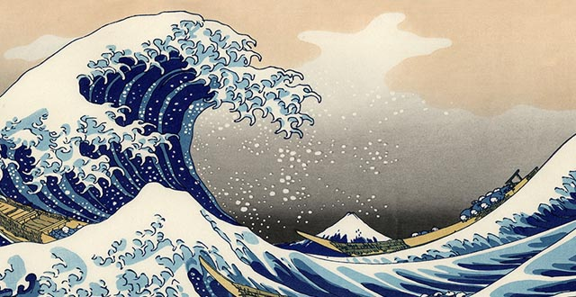Hokusai: in mostra a Roma e al cinema