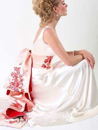 vestito obi