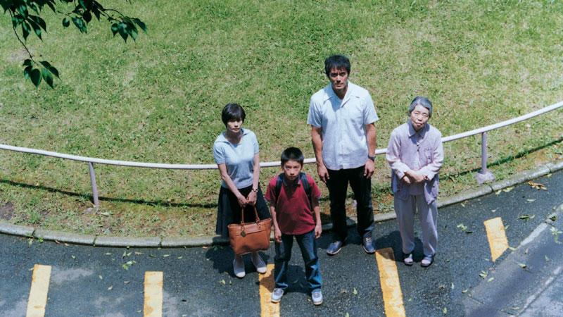 Ritratto di famiglia con tempesta, il nuovo film di Kore-eda Hirokazu